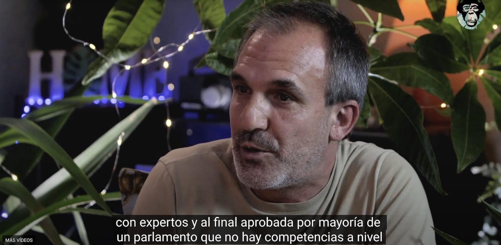 Entrevista Jungle a Albert Tió