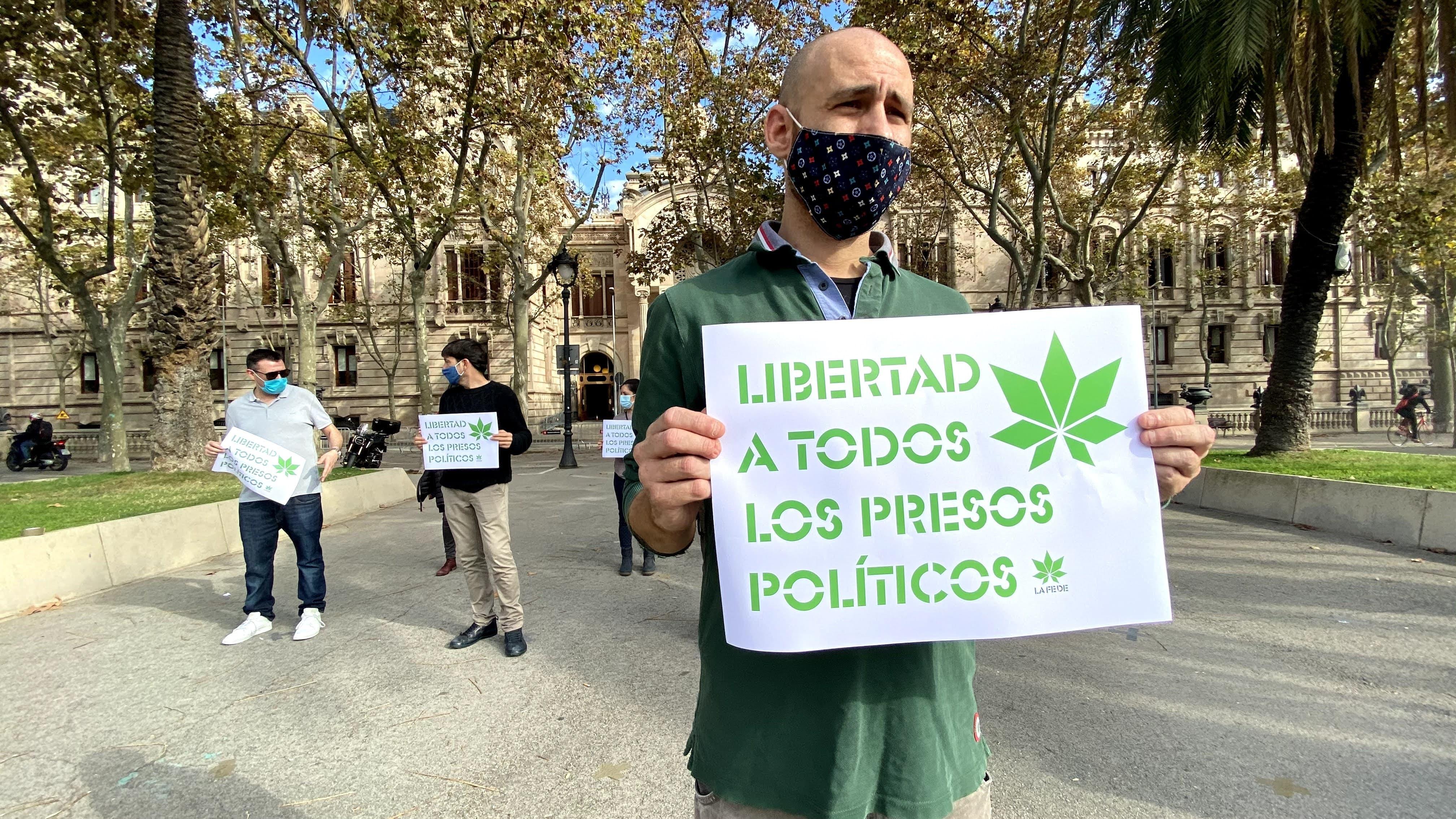 LIBERTAD A TODOS LOS PRESOS POLÍTICOS