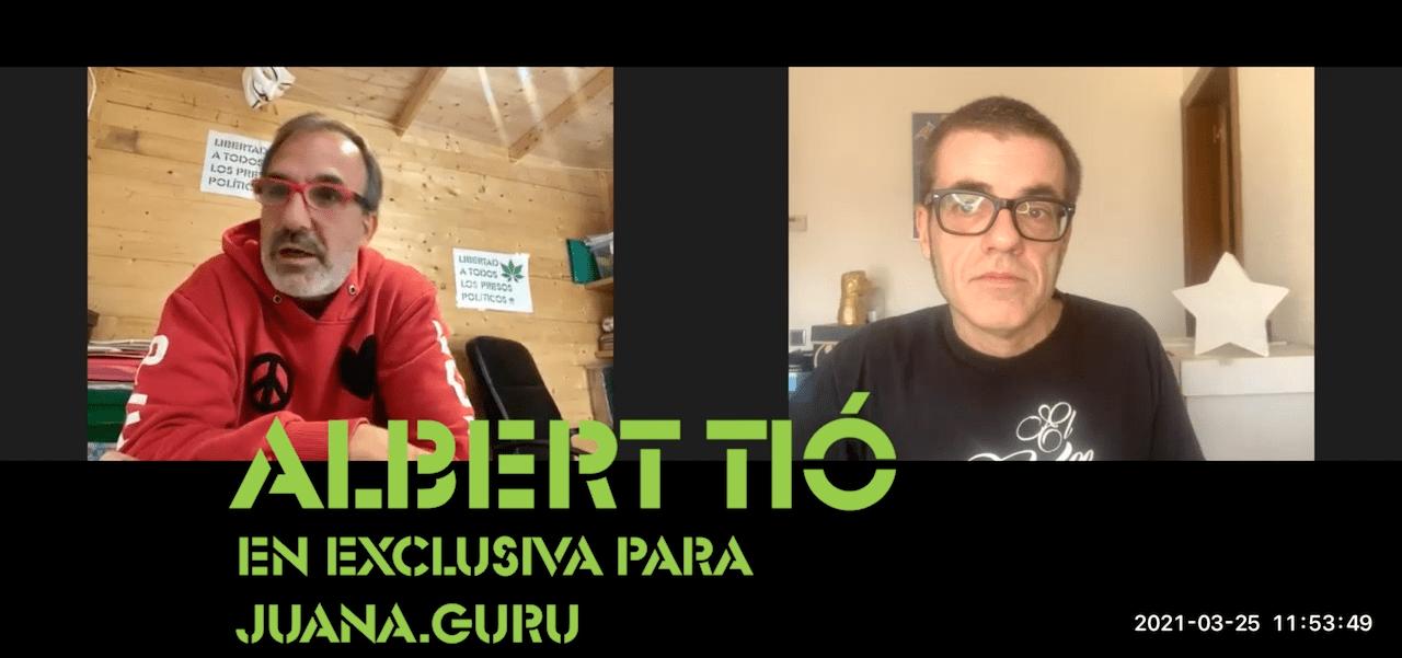 Primera entrevista a albert tió en libertad